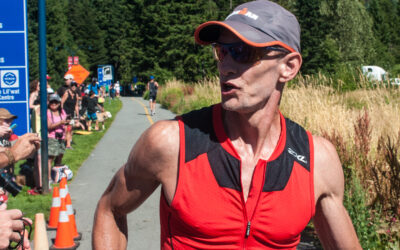 Running your business is kind of like training for an Ironman